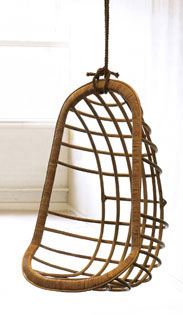 Basket Hanging Chair