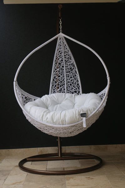 Egg Swing Chair Kiera Series Hanging Out Australia