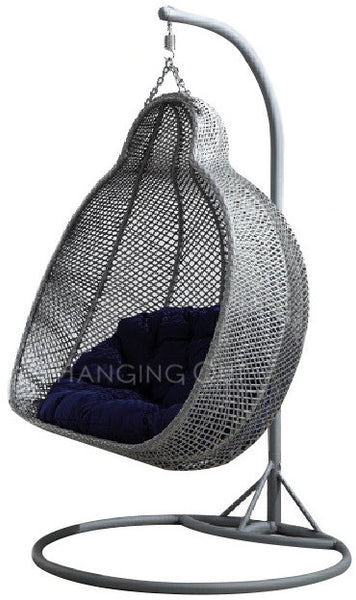 Roma - Double Hanging Swing Chair - 2