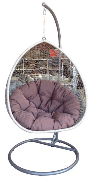 Verona - Teardrop Hanging Egg Chair