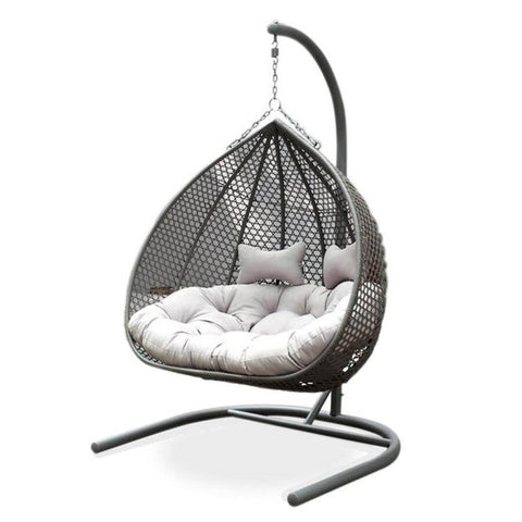 Image of Stefano Royal Double Hanging Outdoor Chair