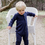 Basics Bodysuit in Navy