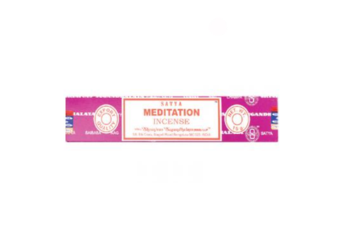 Satay: Meditation Incense