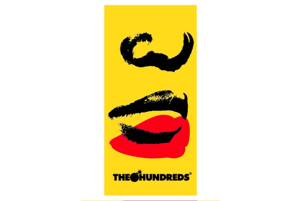 The Hundreds: Lost Summer Towel