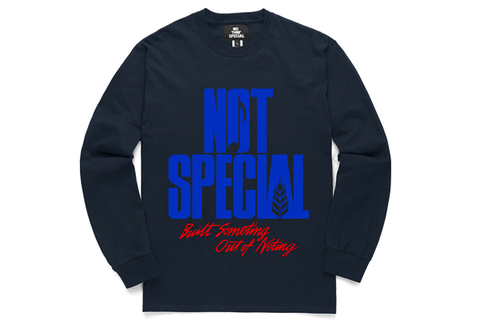 Nothin' Special: The World Long-sleeve Tee