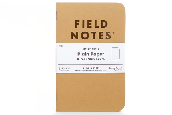 Filed Notes: Plain