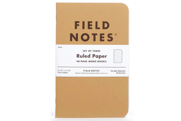 Field Notes: Ruled