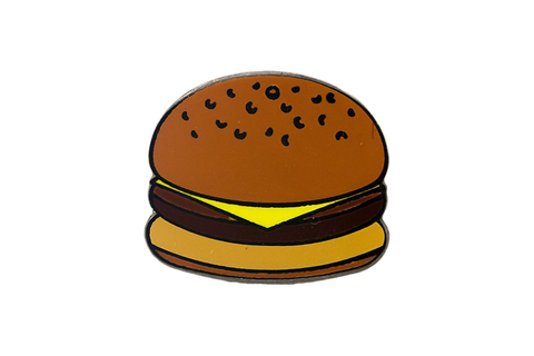 PinTrill: Burger Pin