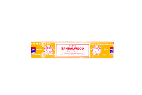 Sataya: Sandalwood Incense