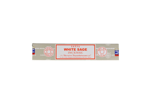 Sataya: White Sage Incense