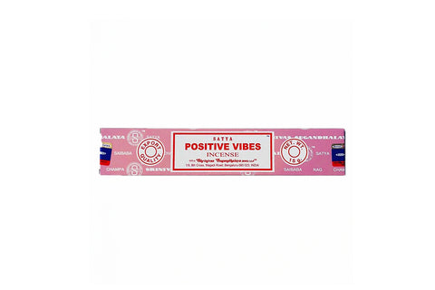 Sataya: Positive Vibes Incense