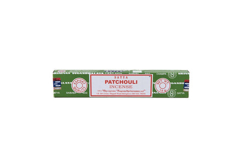 Sataya: Patchouli Incense