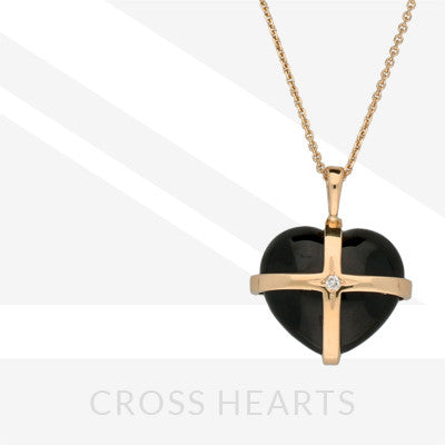 Cross hearts