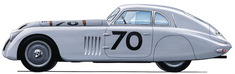 BMW 328 Berlinetta Touring