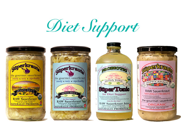 Diet Support Combo Pack