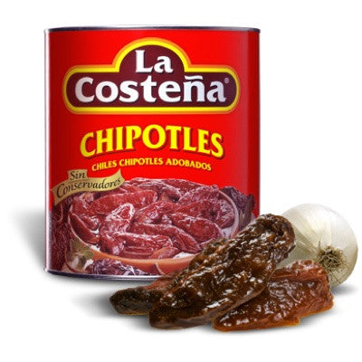 La Costena Chipotle in Adobo saus - Mexicanfood.be