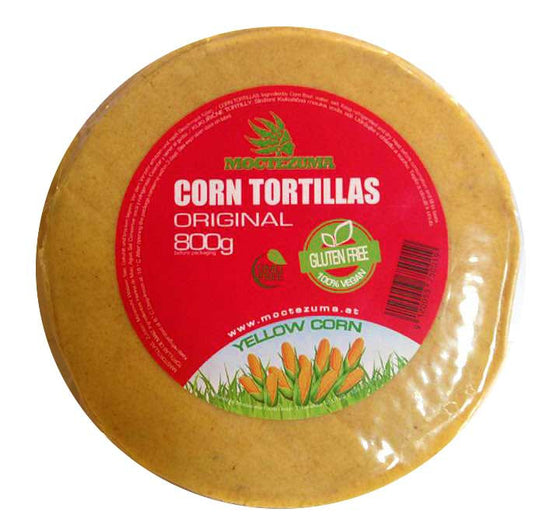 Moctezuma Corn Tortilla - Mexicanfood.be