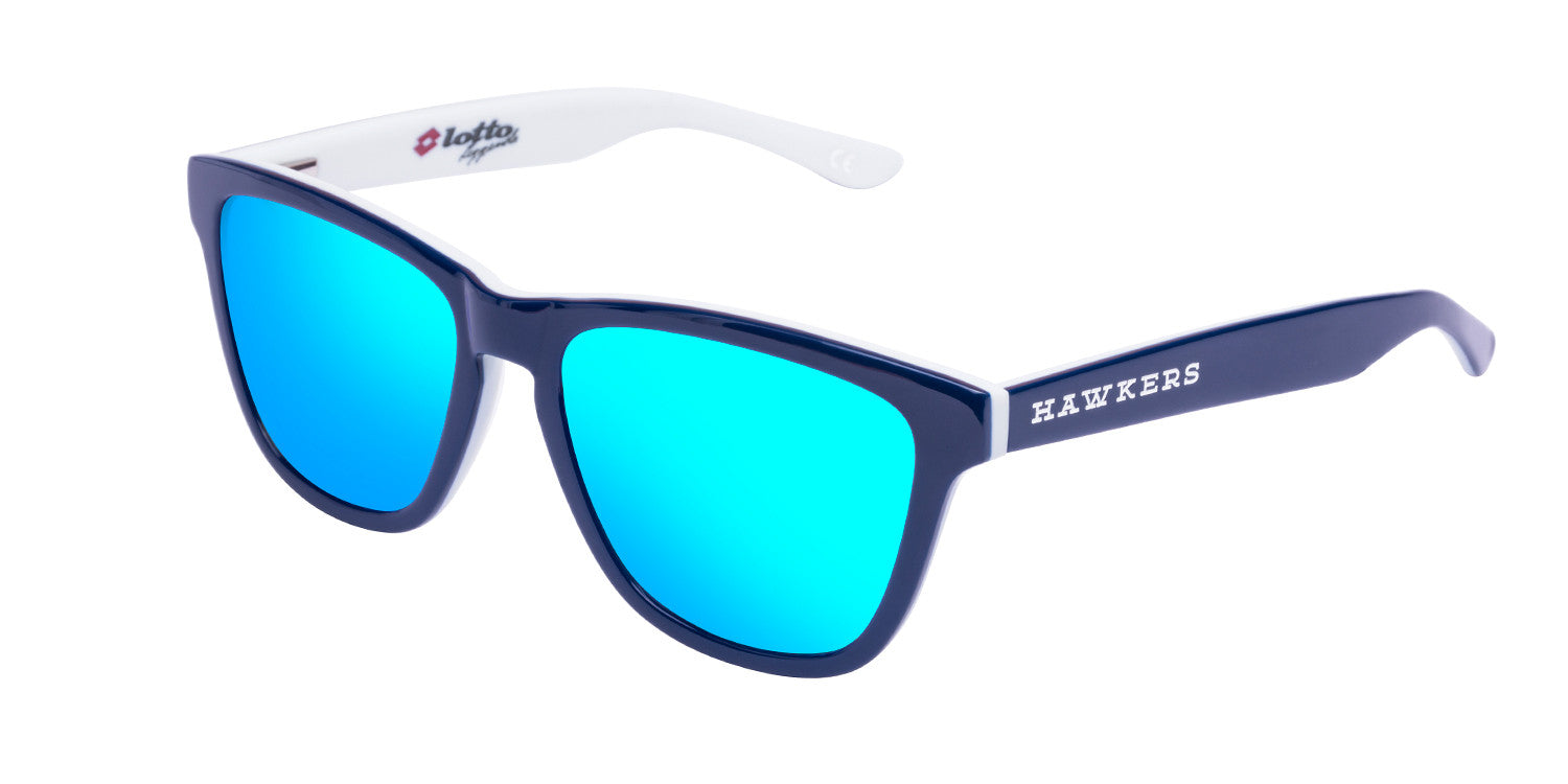 Hawkers X Lotto · Navy Blue