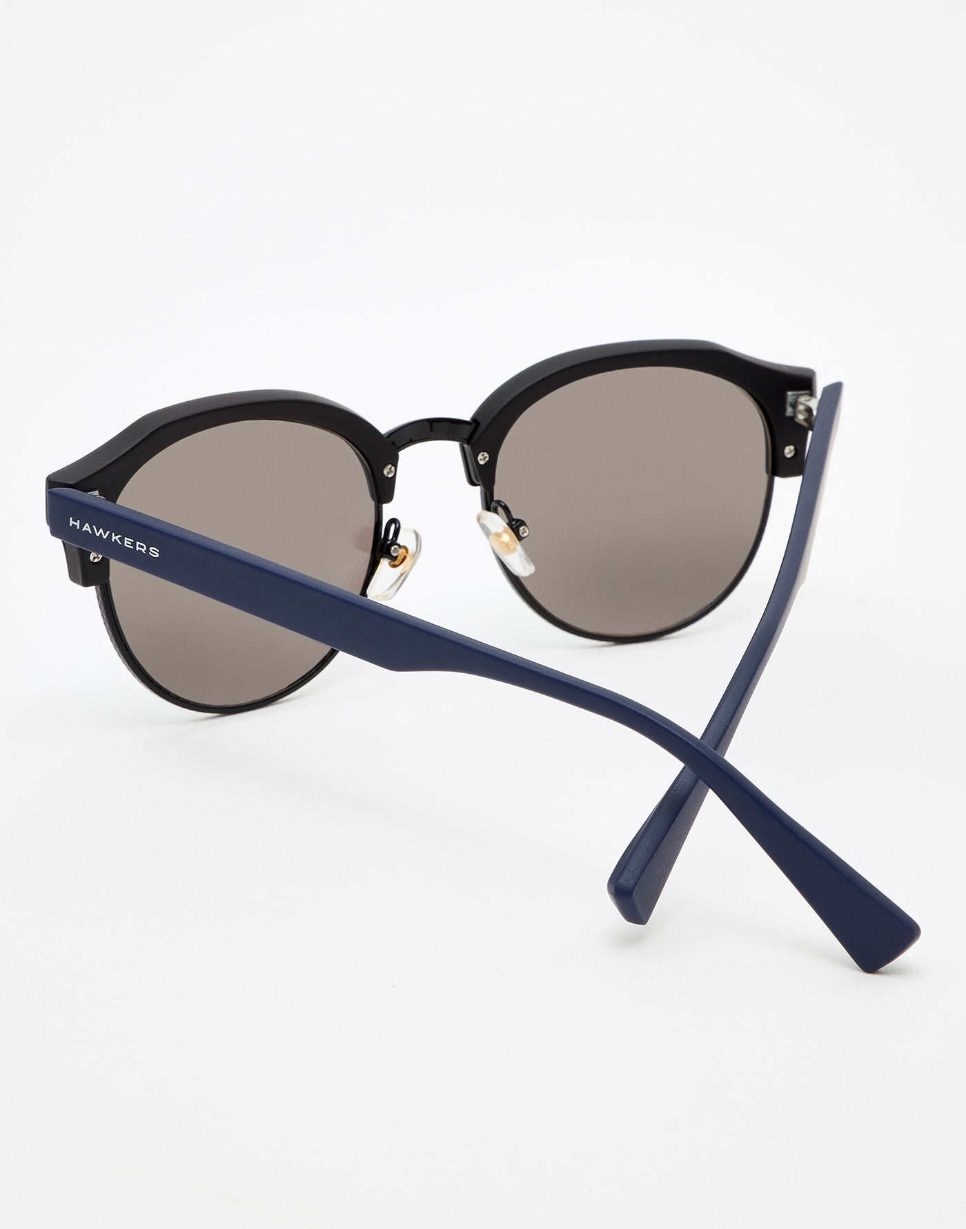 Black · Navy Blue Chrome Classic Rounded