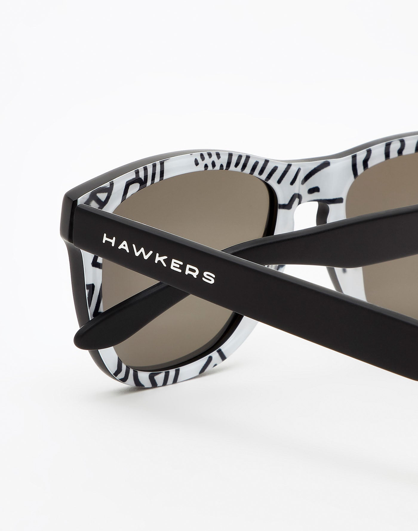 Keith Haring x Hawkers · All Black