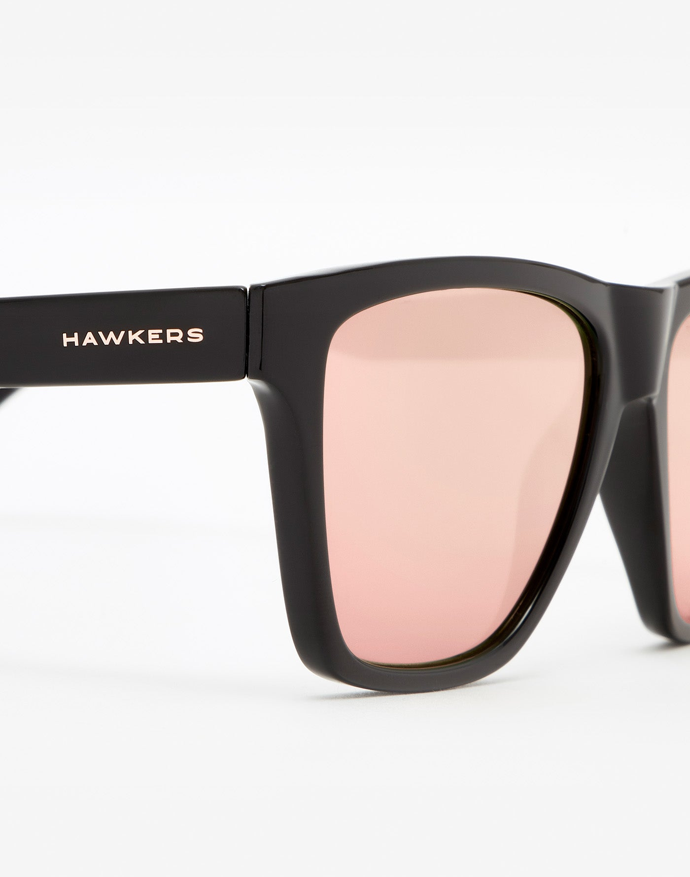Paula Echevarría x Hawkers · Black Rose Gold ONE LS