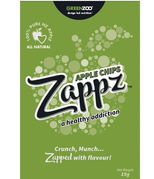 Zappz Apple Chips - Currently Out of Stock