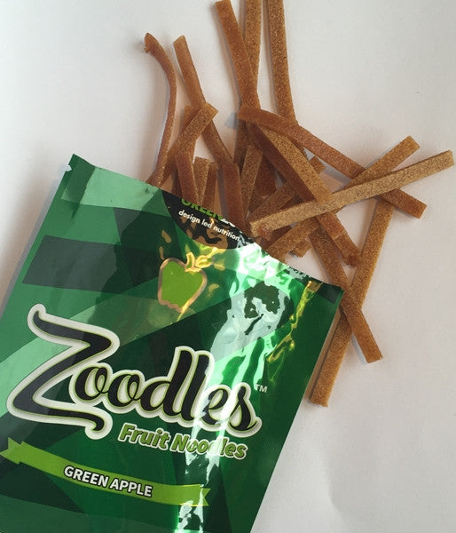 Zoodles Fruit Noodles Green Apple