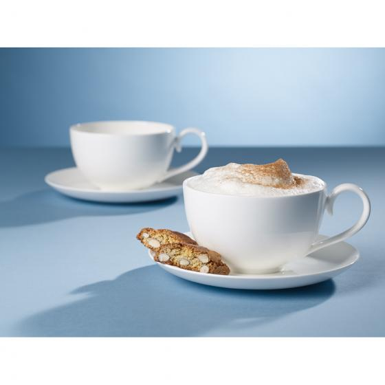 villeroy boch royal kaffee tee untertasse im 6er set huushalt shop. Black Bedroom Furniture Sets. Home Design Ideas