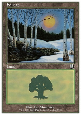 Forest - Deckmasters