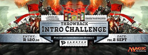 Intro Deck Competition