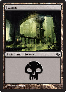 Swamp - Duel Decks: Garruk vs. Liliana