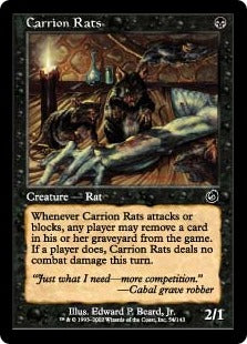 Carrion Rats