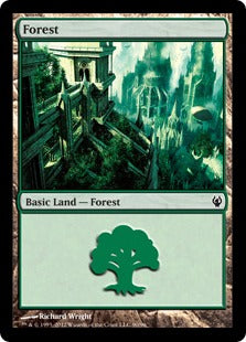 Forest - Duel Decks: Izzet vs. Golgari
