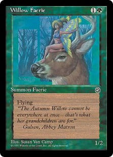 Willow Faerie