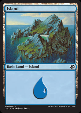 Island - Duel Decks Anthology, Jace vs. Chandra