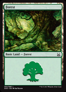 Forest - Duel Decks: Mind vs. Might