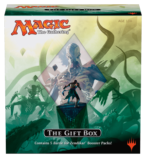 Battle for Zendikar - Gift Box
