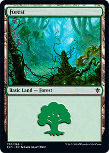 Forest - Throne of Eldraine