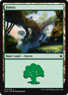 Forest - Ixalan