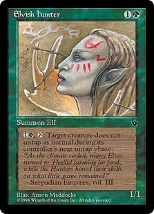 Elvish Hunter