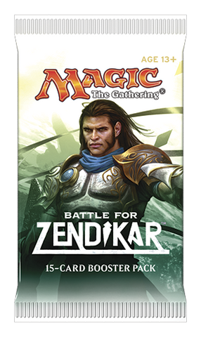 Battle for Zendikar Boosters