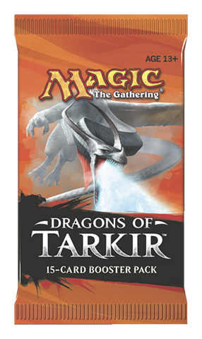 Dragons of Tarkir Boosters
