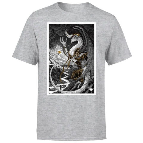 Bolas Poster Art Men's T-Shirt - Grey