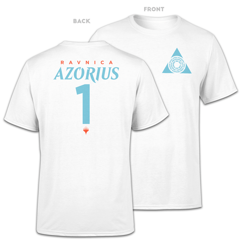 Azorius Sports Men's T-Shirt - White