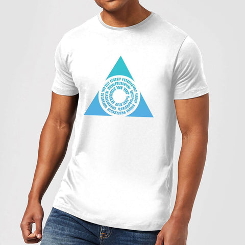 Azorius Symbol Men's T-Shirt - White