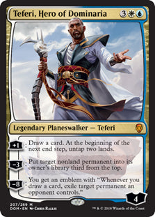 Teferi, Hero of Dominaria