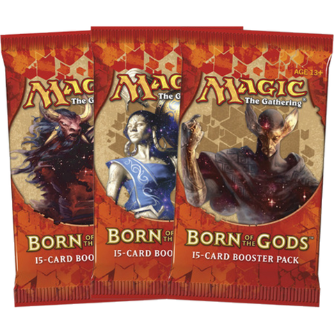 Born of the Gods Boosters