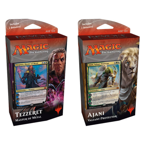 Aether Revolt Planeswalker Deck (Set of 2)