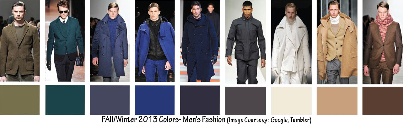 FW2013 colors