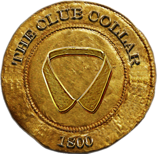 The Club Collar Coin
